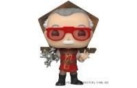 Marvel Stan Lee in Ragnarok Outfit Funko Pop! Vinyl Clearance Sale