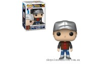 Back to the Future Marty in Future Outfit Funko Pop! Vinyl Clearance Sale