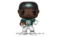 NFL Jets Le'Veon Bell Funko Pop! Vinyl Clearance Sale