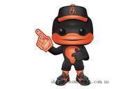 MLB Baltimore The Oriole Bird Funko Pop! Vinyl Clearance Sale