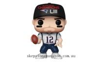 NFL Patriots Tom Brady Funko Pop! Vinyl Clearance Sale