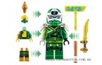 Clearance Lego Lloyd Avatar - Arcade Pod