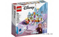 Hot Sale Lego Anna and Elsa's Storybook Adventures