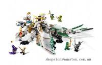 Genuine Lego The Ultra Dragon