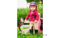 Discounted Our Generation Deluxe Doll Lily Anna