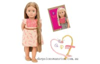 Hot Sale Our Generation Portia Hair Play Doll