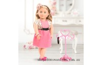 Genuine Our Generation Jewellery Doll Audra