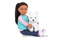 Outlet Sale Our Generation Cassie Doll and Pet