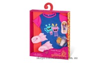 Genuine Our Generation Snuggle Monster Pj Outfit