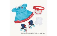Outlet Sale Our Generation Retro Outift Soda Pop Sweetheart Set