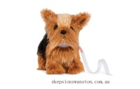 Hot Sale Our Generation Poseable Yorkshire Terrier Pup