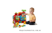 Outlet Sale VTech Push and Ride Alphabet Train Red