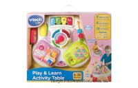 Genuine VTech Learning Activity Table Pink
