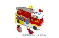 Genuine Toot-Toot Friends 2-in-1 Fire Station