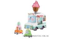 Clearance Vtech Toot-Toot Cory Carson Eileen Ice Cream Van