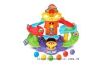 Outlet Sale VTech Pop-a-Ball Pop & Play Tower