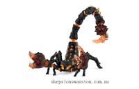 Outlet Sale Schleich Eldrador Lava Scorpion