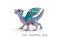 Discounted Schleich Flower Dragon and Baby