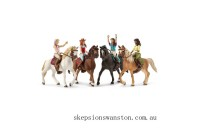 Outlet Sale Schleich Horse Club Hannah and Cayenne