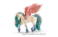 Discounted Schleich Floral Pegasus