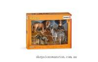 Genuine Schleich Wild Life starter set