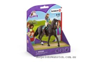 Clearance Schleich Horse Club Lisa and Storm