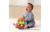 Clearance VTech Push & Play Spinning Top