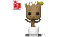 Marvel Dancing Groot 18-Inch Funko Pop! Vinyl Clearance Sale