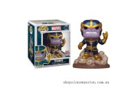 PX Previews EXC Marvel Thanos Snap 6-Inch Deluxe Funko Pop! Vinyl Clearance Sale