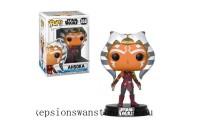 Star Wars Clone Wars Ahsoka Funko Pop! Vinyl Clearance Sale