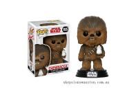 Star Wars The Last Jedi Chewbacca Funko Pop! Vinyl Clearance Sale