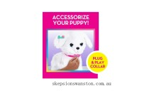 Discounted Barbie Walking Puppy with removable Unicorn Hood