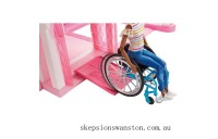 Outlet Sale Barbie Fashionista Doll 133 Wheelchair with Ramp