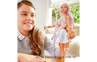 Genuine Barbie Pop Star Doll with Microphone