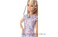 Discounted Barbie Careers Nurse Doll