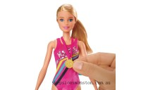 Clearance Barbie Swim 'n Dive Doll and Accessories Doll Set