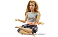 Discounted Barbie Made to Move Strawberry Blonde Doll
