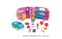 Hot Sale Barbie Club Chelsea Camper with Accessories