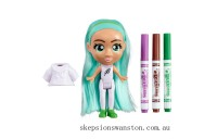 Discounted Crayola Colour n Style Friends - Jade