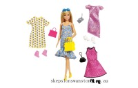 Hot Sale Barbie Doll with Fashions and Accessories