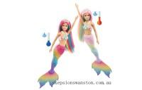 Hot Sale Barbie Dreamtopia Rainbow Magic Mermaid Doll