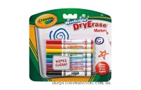 Discounted Crayola 8 Washable Dry Erase Markers