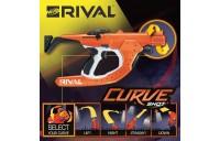 Hot Sale Nerf Rival Curve Shot Sideswipe XXI-1200 Blaster