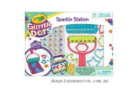 Hot Sale Crayola Glitter Dots Sparkle Station