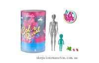 Discounted Barbie Colour Reveal Slumber Party Fun Set with 50+ Surprises