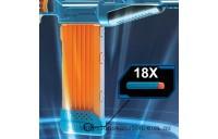 Hot Sale NERF Elite 2.0 Turbine CS-18 Motorised Blaster