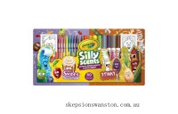 Hot Sale Crayola Silly Scents Sweet & Stinky Kit