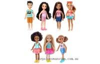 Genuine Barbie Club Chelsea Doll Assortment