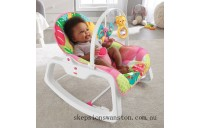 Outlet Sale Fisher-Price Infant-to-Toddler Rocker Pink