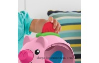 Outlet Sale Fisher-Price Laugh & Learn Count & Rumble Piggy Bank Activity Toy